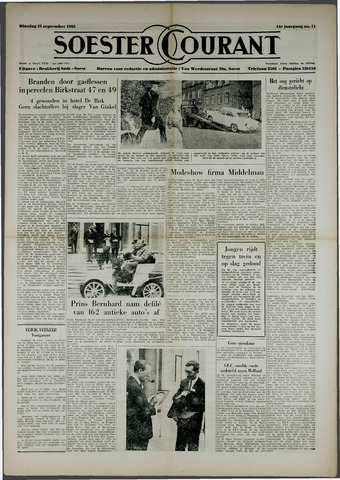 Soester Courant 1965-09-21