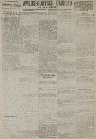 Amersfoortsch Dagblad / De Eemlander 1919-12-23