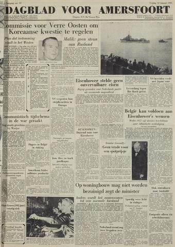 Dagblad voor Amersfoort 1951-01-12