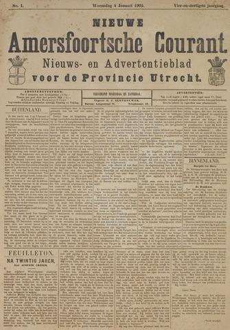 Nieuwe Amersfoortsche Courant 1905-01-04