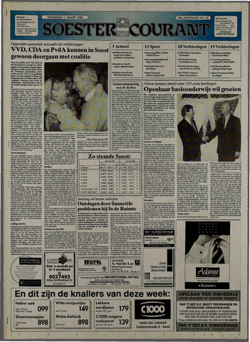 Soester Courant 1998-03-11