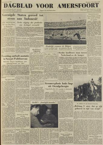 Dagblad voor Amersfoort 1949-11-07