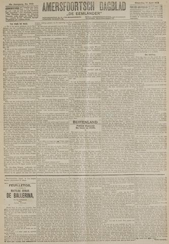 Amersfoortsch Dagblad / De Eemlander 1918-04-15