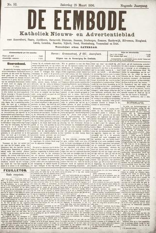 De Eembode 1896-03-28