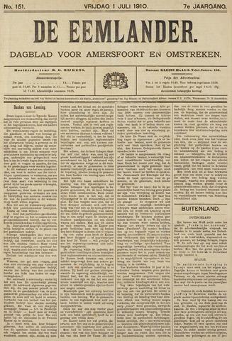 De Eemlander 1910-07-01