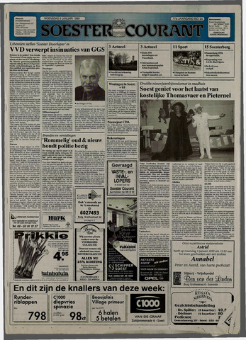 Soester Courant 1999-01-06