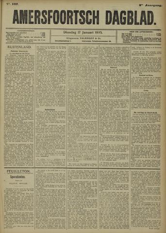 Amersfoortsch Dagblad 1905-01-17