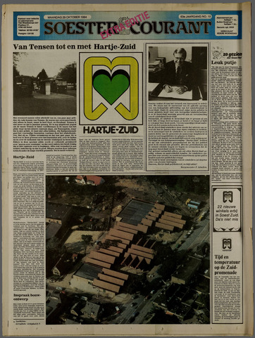 Soester Courant 1984-10-29