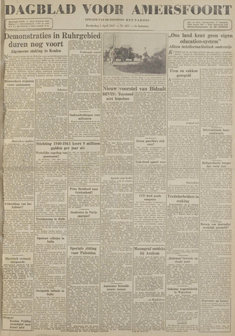 Dagblad voor Amersfoort 1947-04-03