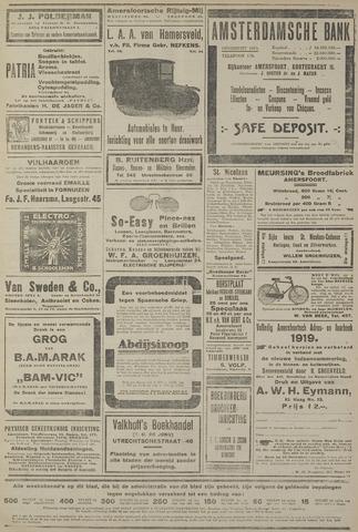 Amersfoortsch Dagblad / De Eemlander 1918-12-09