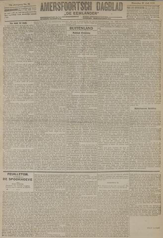 Amersfoortsch Dagblad / De Eemlander 1919-07-21