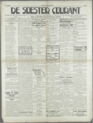 Soester Courant 1928-08-03