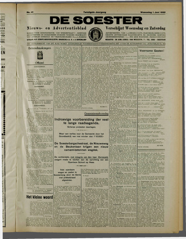 De Soester 1930-06-01