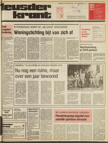 Leusder Krant 1982-10-26