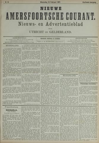Nieuwe Amersfoortsche Courant 1887-02-16