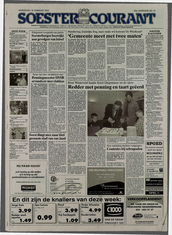 Soester Courant 2004-02-18
