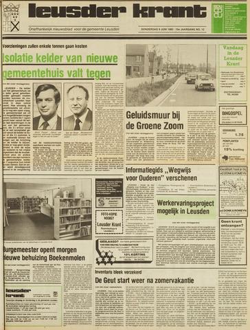 Leusder Krant 1983-06-09