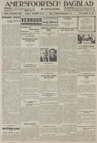 Amersfoortsch Dagblad / De Eemlander 1930-11-28