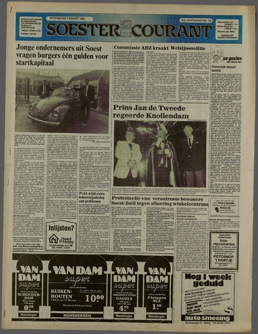 Soester Courant 1984-03-07