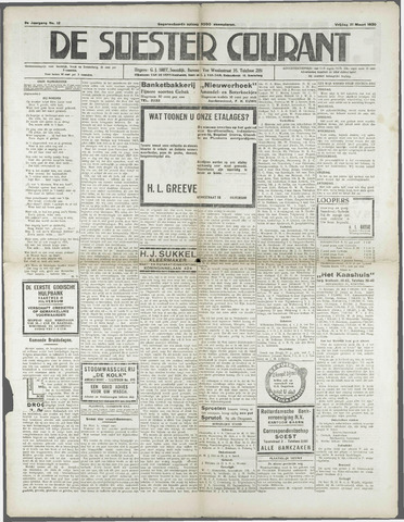 Soester Courant 1930-03-21