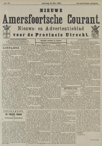 Nieuwe Amersfoortsche Courant 1907-05-25