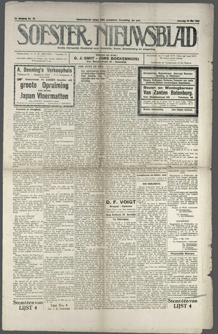 Soester Courant 1923-05-12