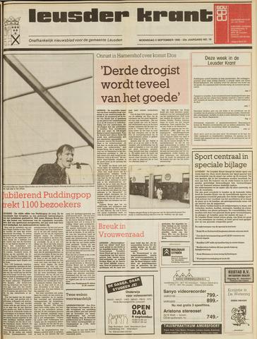 Leusder Krant 1990-09-05
