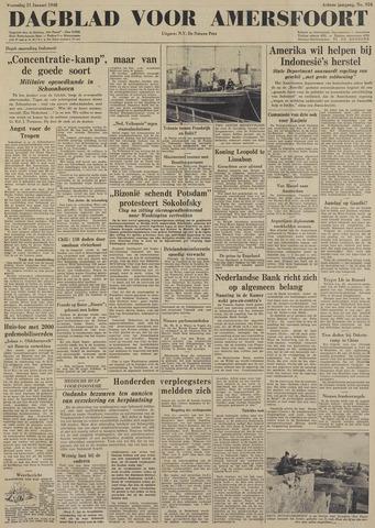 Dagblad voor Amersfoort 1948-01-21