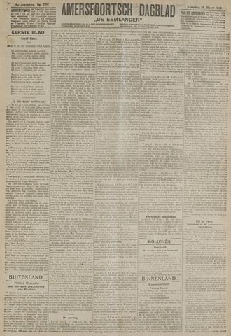 Amersfoortsch Dagblad / De Eemlander 1918-03-16