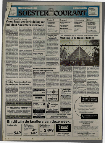 Soester Courant 1998-04-15