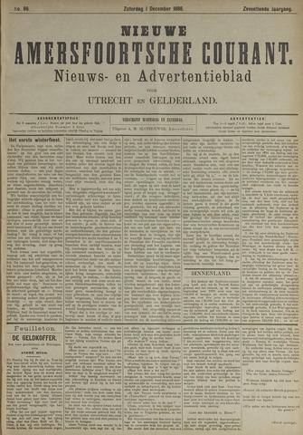 Nieuwe Amersfoortsche Courant 1888-12-01