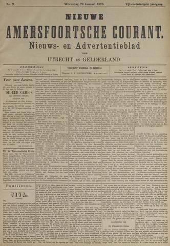 Nieuwe Amersfoortsche Courant 1896-01-29