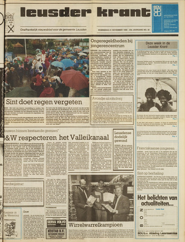 Leusder Krant 1990-11-21