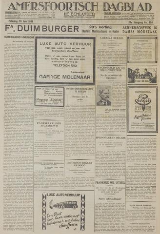 Amersfoortsch Dagblad / De Eemlander 1929-06-29