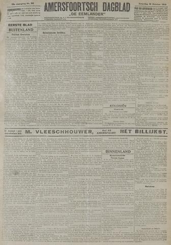 Amersfoortsch Dagblad / De Eemlander 1919-10-18