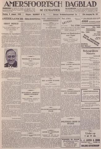Amersfoortsch Dagblad / De Eemlander 1935-01-08
