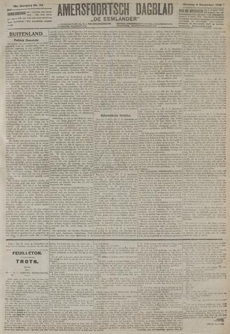 Amersfoortsch Dagblad / De Eemlander 1919-11-04