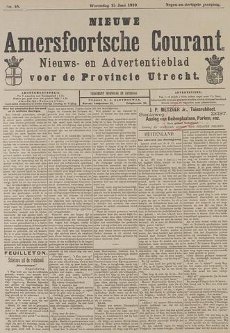 Nieuwe Amersfoortsche Courant 1910-06-15