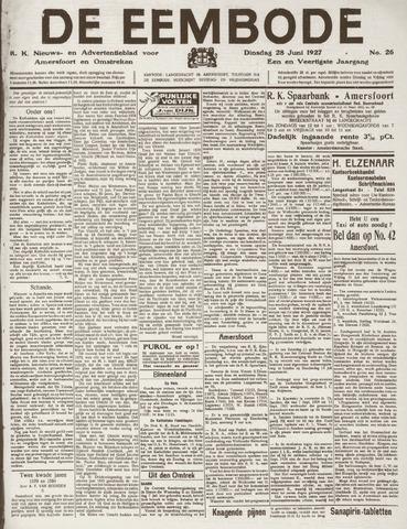 De Eembode 1927-06-28