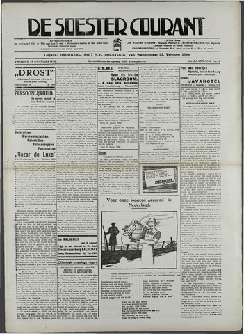 Soester Courant 1940-01-19
