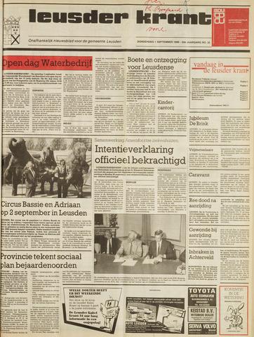 Leusder Krant 1988-09-01