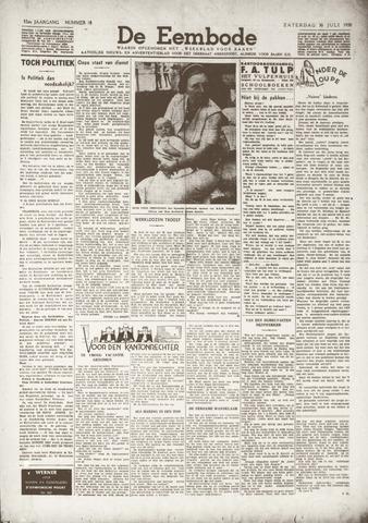 De Eembode 1938-07-30