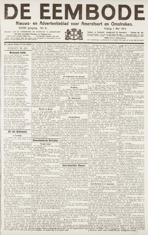 De Eembode 1914-05-01