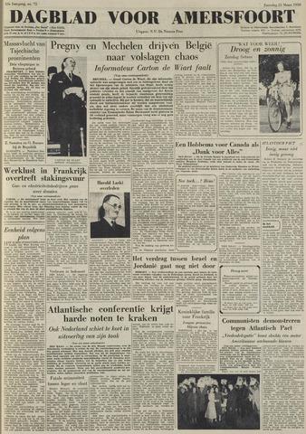 Dagblad voor Amersfoort 1950-03-25