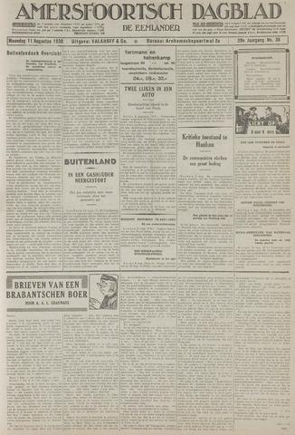 Amersfoortsch Dagblad / De Eemlander 1930-08-11