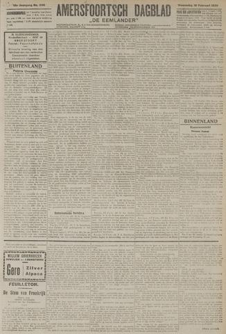 Amersfoortsch Dagblad / De Eemlander 1920-02-18