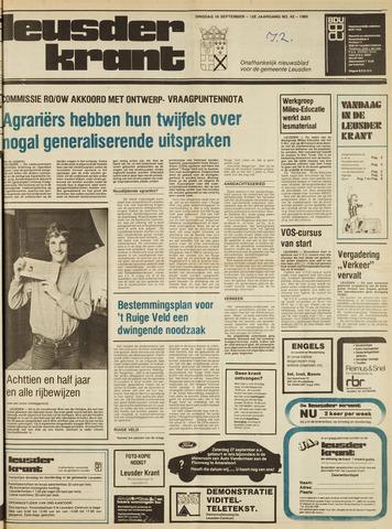 Leusder Krant 1980-09-16