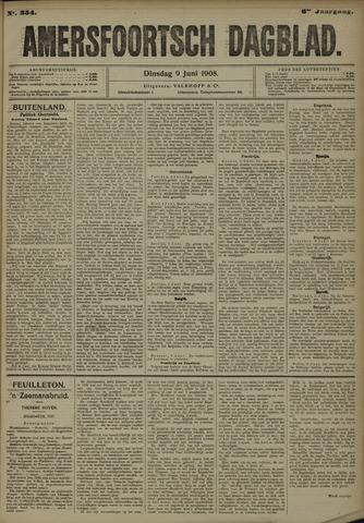 Amersfoortsch Dagblad 1908-06-09