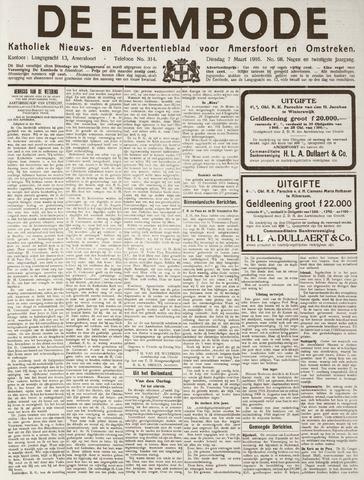 De Eembode 1916-03-07