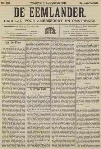 De Eemlander 1911-08-04